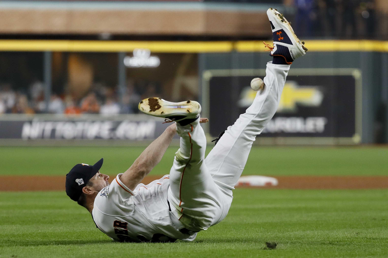 Houston Astros done