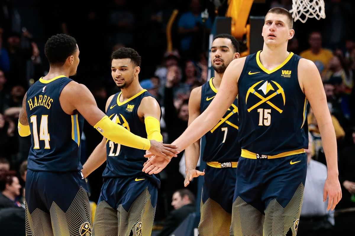 Denver Nuggets back with a Big Win