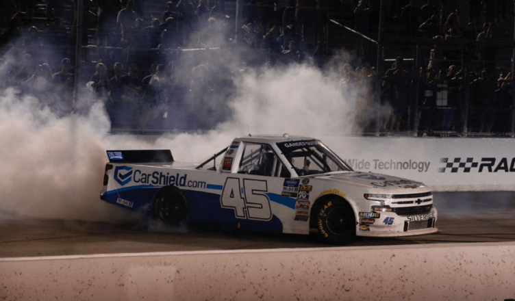 Ross Chastain win