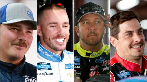 Truck series Championship Four
