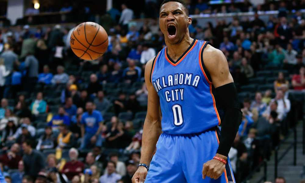 The Lakers Have Officially Acquired Russell Westbrook