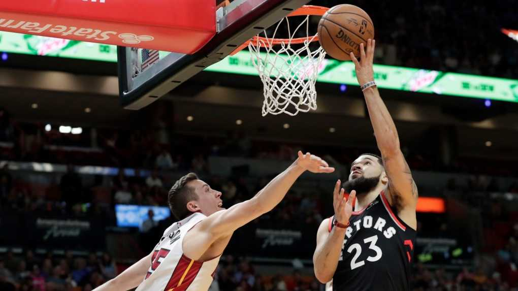 Zone Defence: The Raptors Get a Lesson in Irony