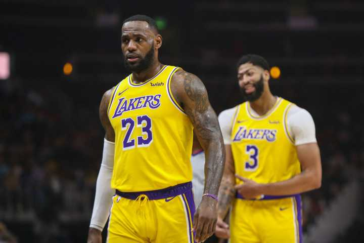 The Lakers' Debacle Ending Against the Suns