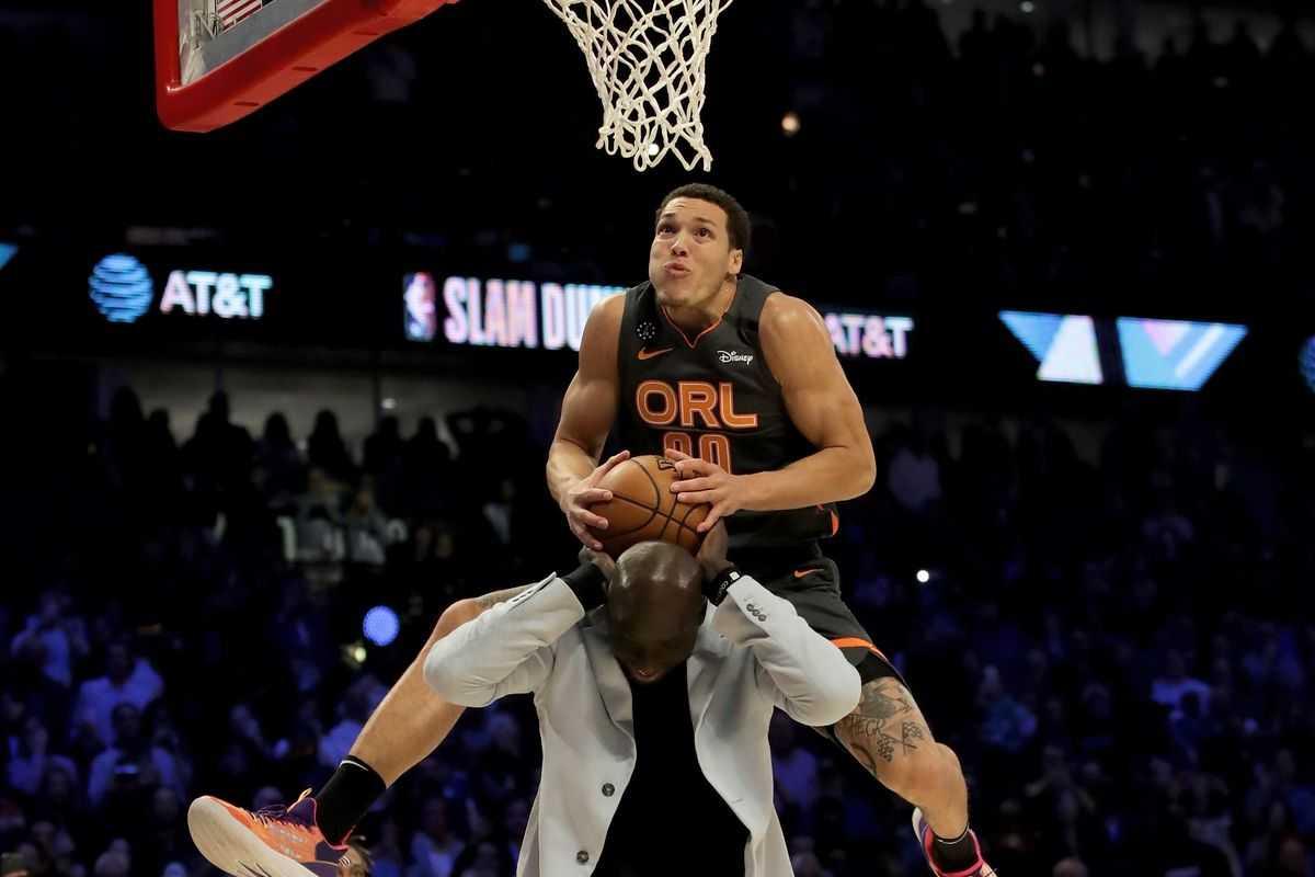 Aaron Gordon Robbed Again at NBA Dunk Contest