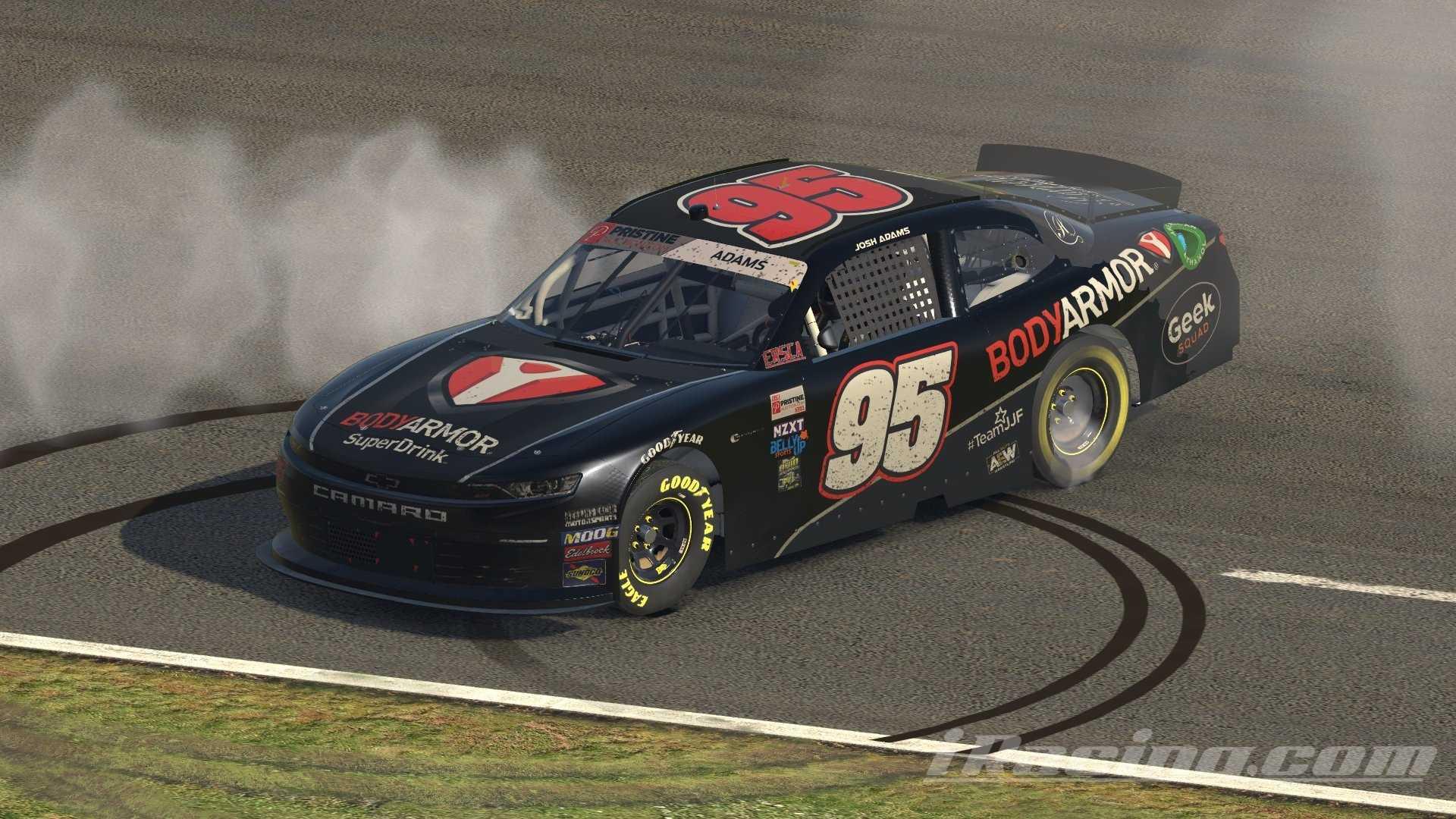 ERSCA: Josh Adams Triumphs in Daytona Opener