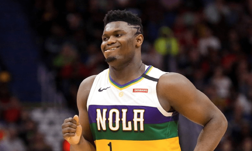 Zion Williamson and New Orleans May Have A Small Issue