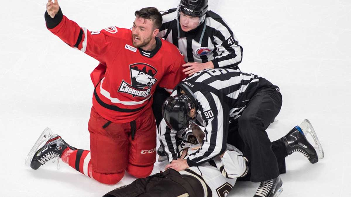Fighting Isn't Good for Hockey, It's Good for You