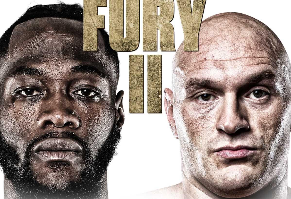 Wilder and Fury Run It Back in Vegas