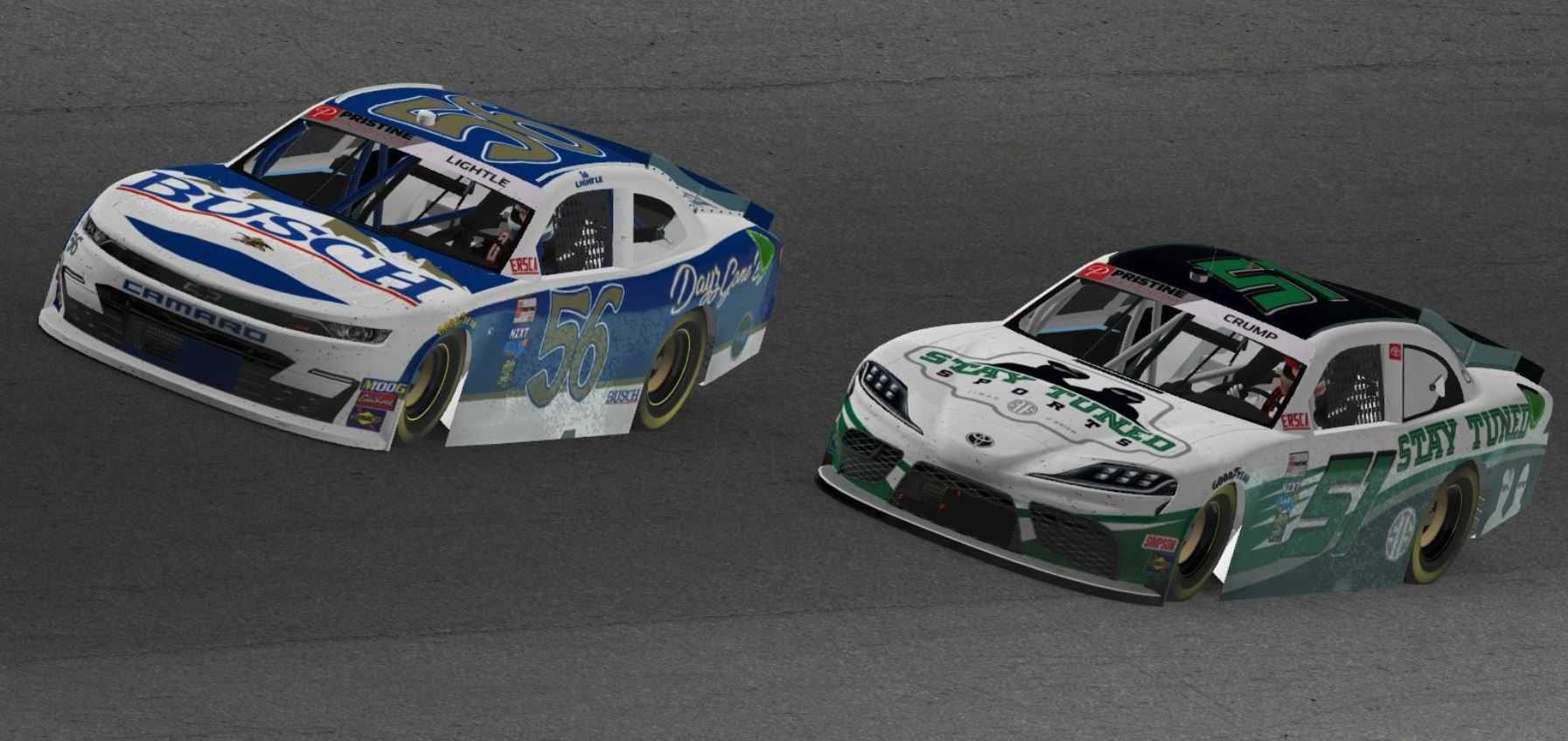 Crump Holds off Lightle for Second ERSCA Win