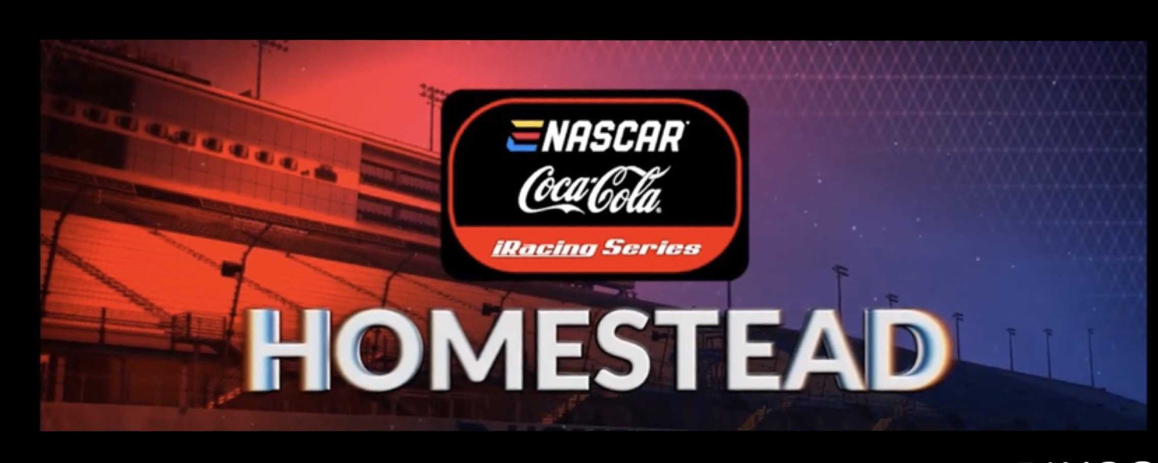 Homestead: Coca-Cola iRacing Series