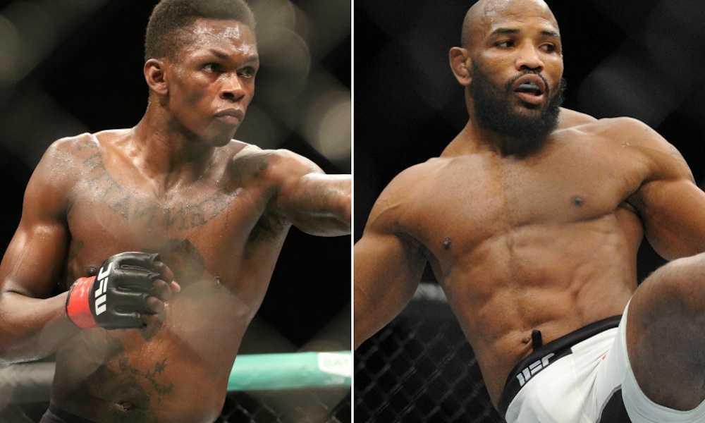UFC 248 Preview: Israel Adesanya vs Yoel Romero