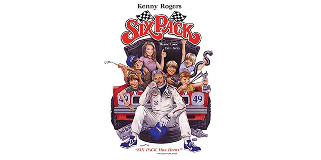 top-10-nascar-movies-six-pack