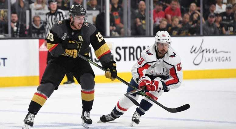 Playing in Empty Buildings is Nothing New for Reilly Smith