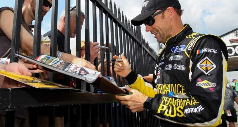 NASCAR Blacklist Drivers: Kenseth vs. Larson