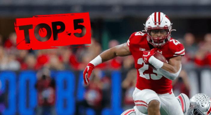 Reilly's NFL Draft Rankings: Running Backs
