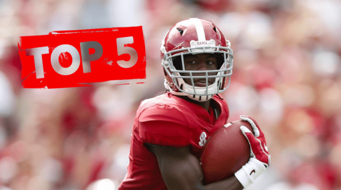 Reilly's NFL Draft Rankings: Wide Receiver
