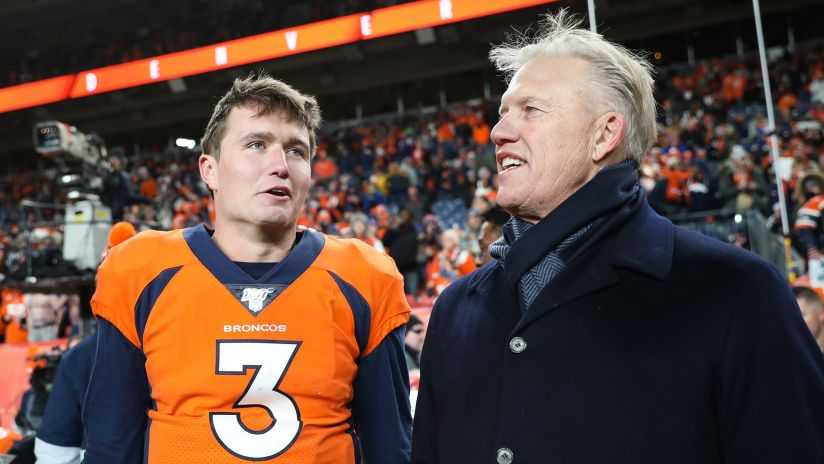 John Elway and the Broncos looking to Lock up the West