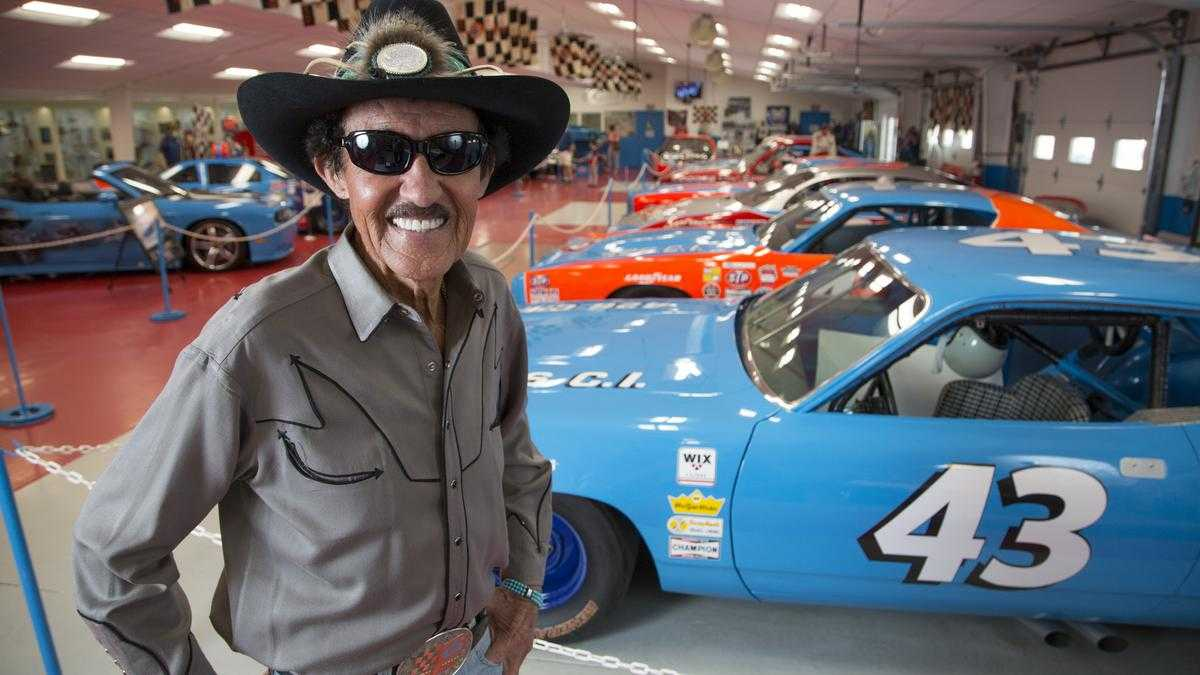 The Man, The Driver, the Icon: Richard Petty