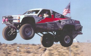 jimmie johnson off-road truck