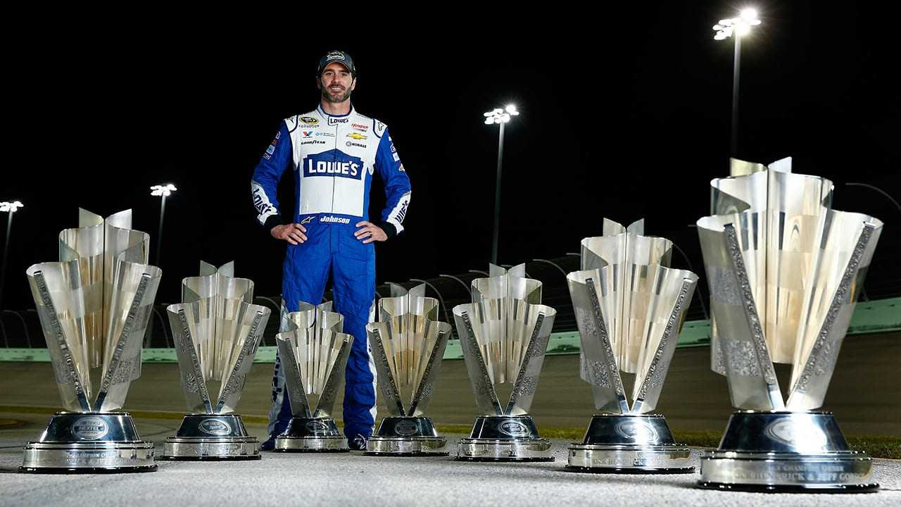 Dirt Track Hero to #Se7en Time: NASCAR Legend