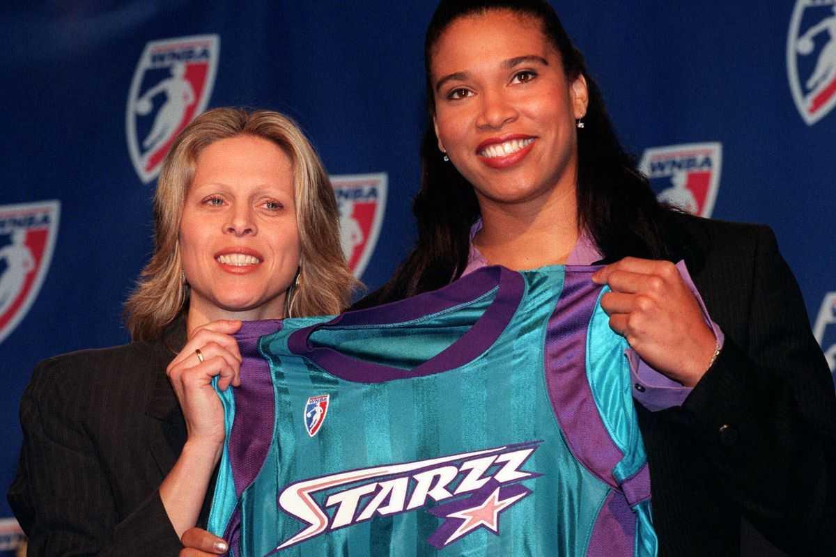 WNBA Throwback Thursday: Natalie Williams