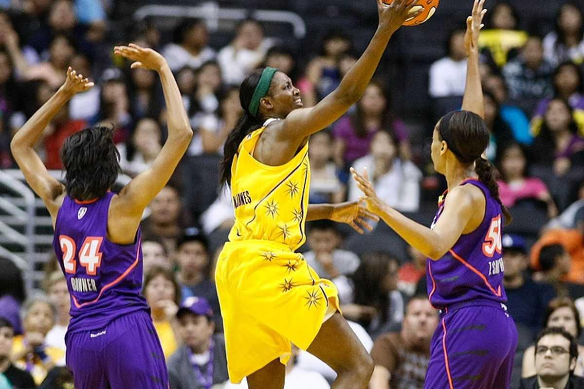WNBA Throwback Thursday: DeLisha Milton-Jones