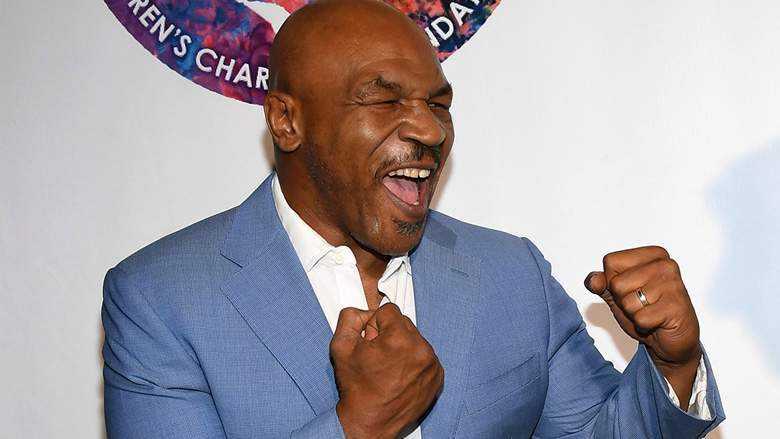 """Mike Tyson: """"I'm Back!"""""""