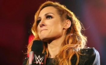 Lynch Trades in the RAW Women's Title for Motherhood