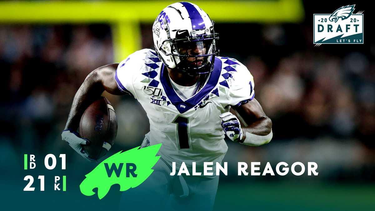 Jalen Reagor: Philadelphia's Next Superstar