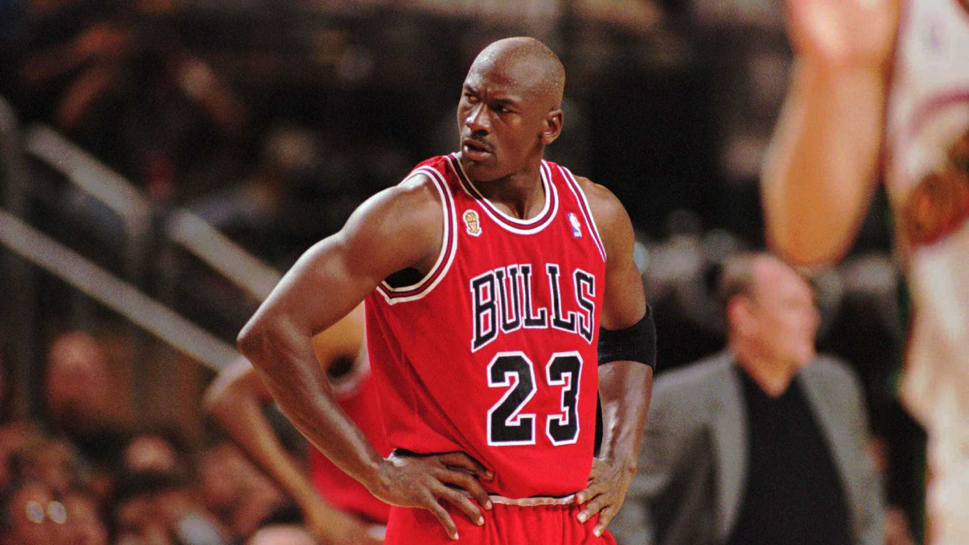 Jordan: Catalyst for the End of 90's NBA Toughness