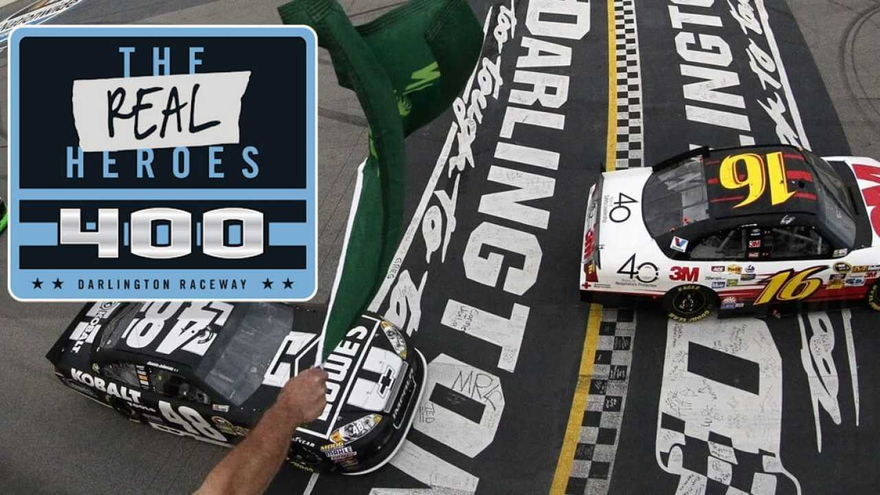 NASCAR Nailed It