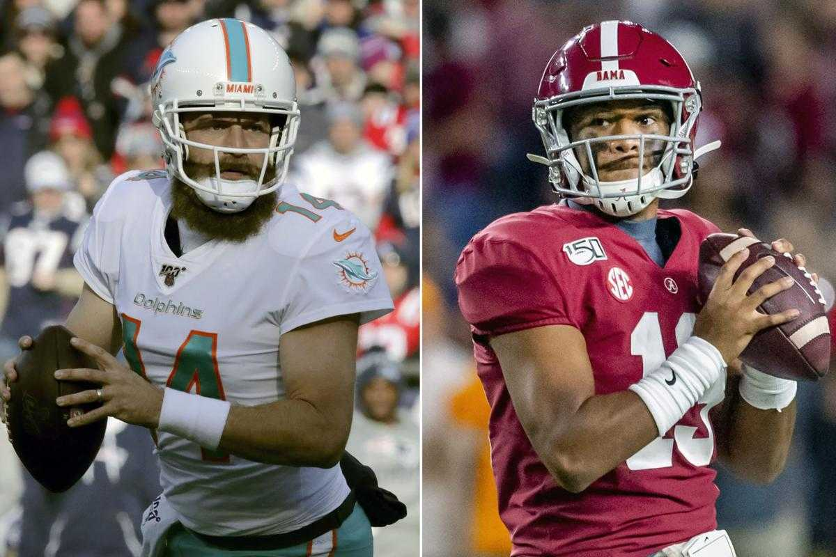 Tua Won't Start Opening Day But He'll Play at Some Point in 2020, It's as Simple as That