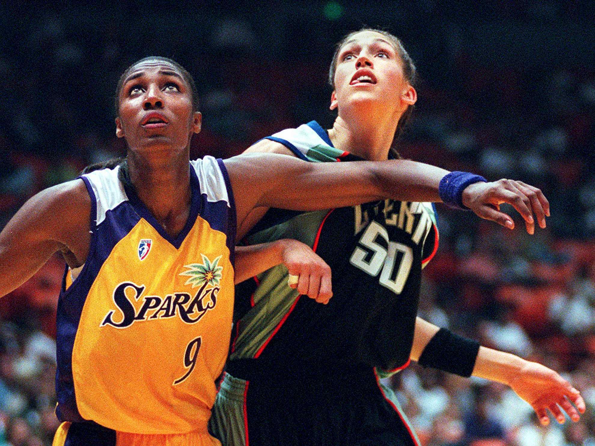 Bounce Back to 1997: WNBA Edition