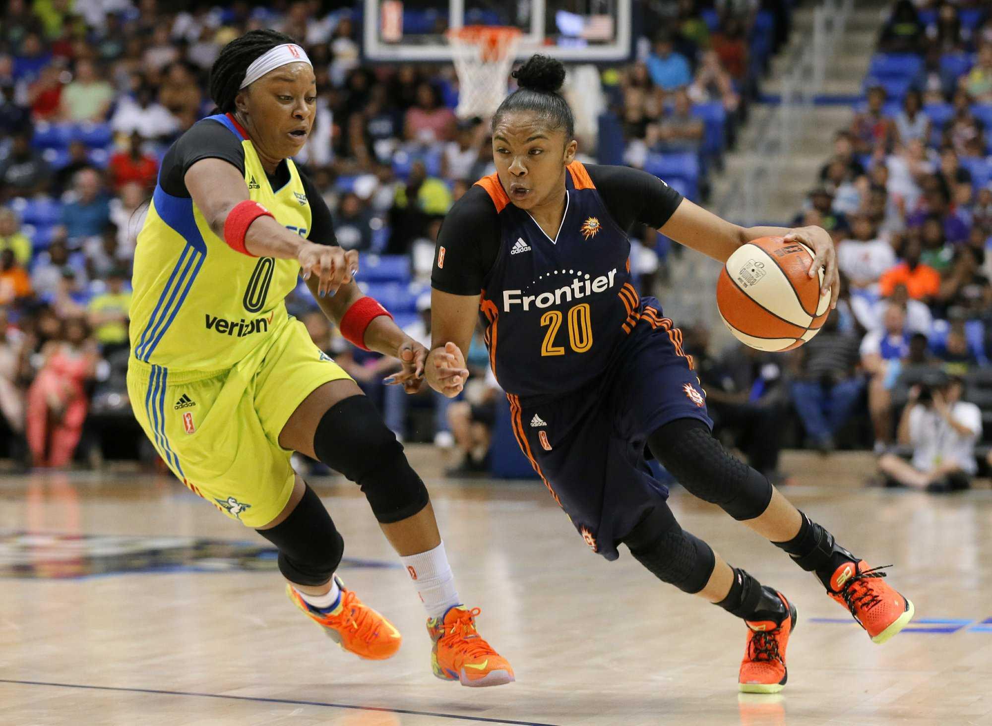 WNBA Basketball News and Notes