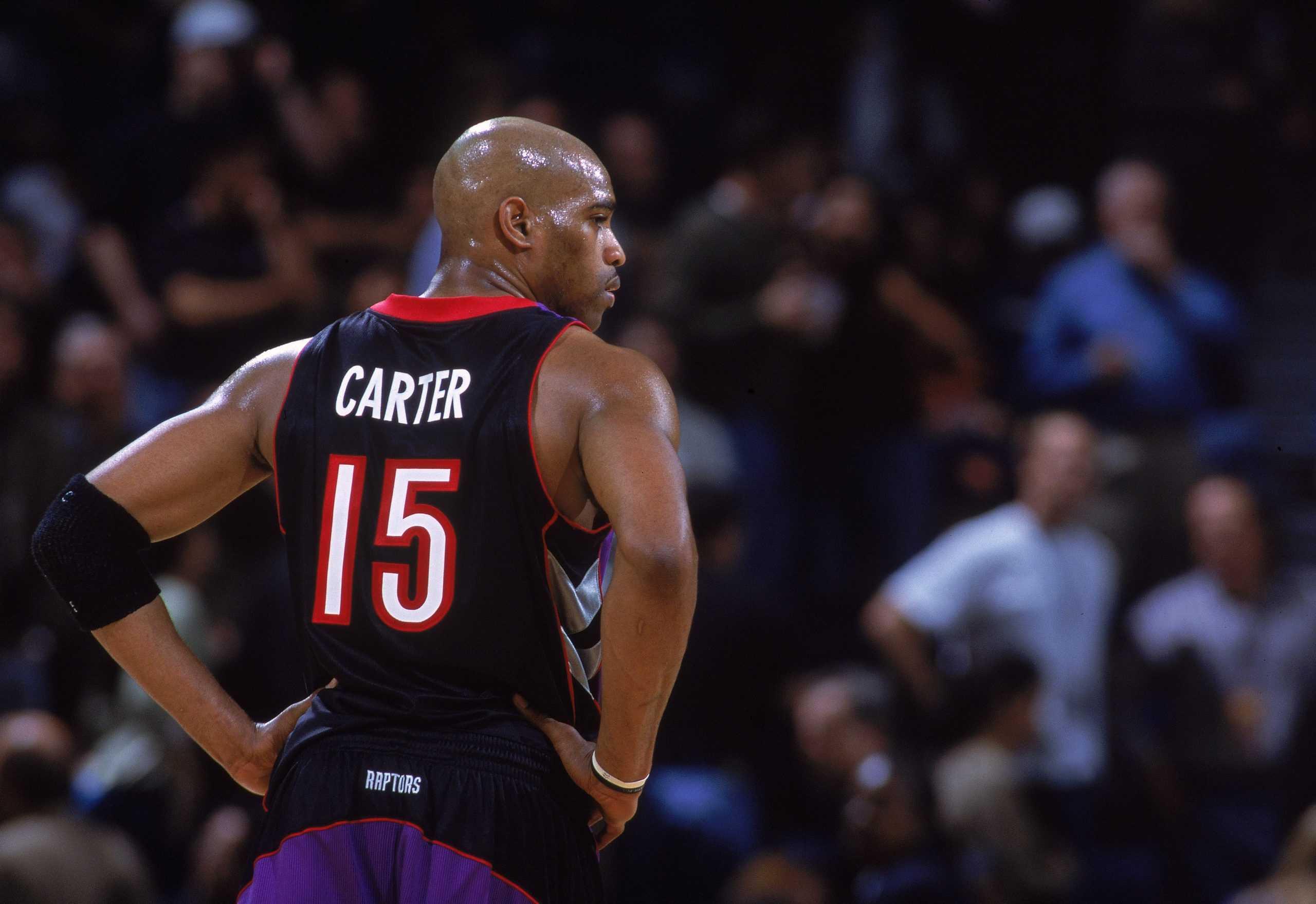 Vince Carter's Number: A Case Against Retirement
