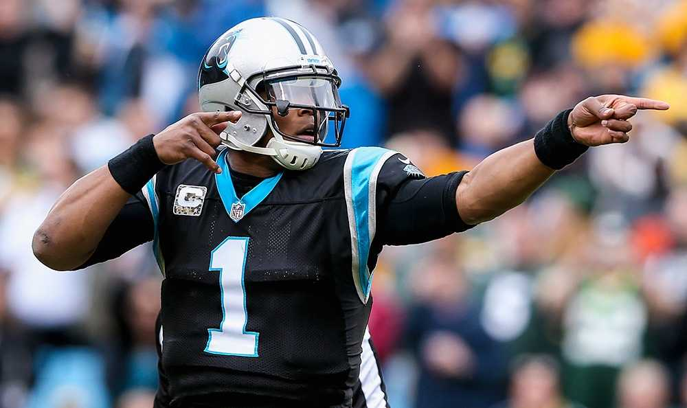 Cam Newton is a Patriot: The Show Goes On - Belly Up Sports