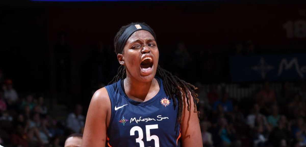 Jonquel Jones to Forgo the 2020 WNBA Season