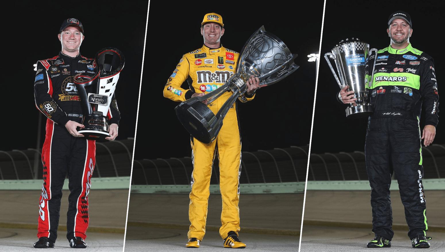 Understanding the Top Three NASCAR National Series