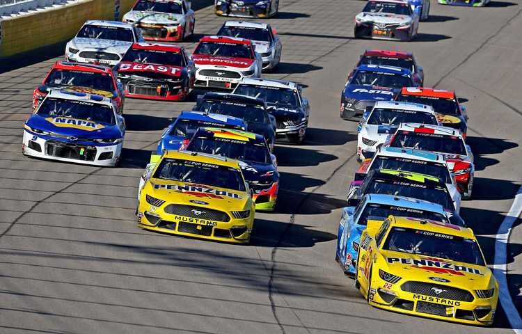 The Five: NASCAR Is Back!