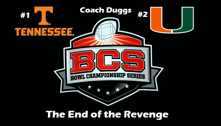Coach Duggs: The End of the Revenge