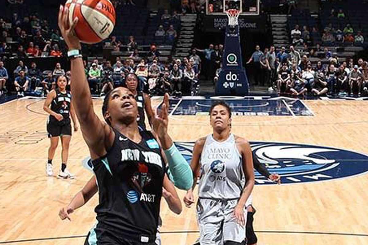 Los Angeles Sparks Add Forward Reshanda Gray