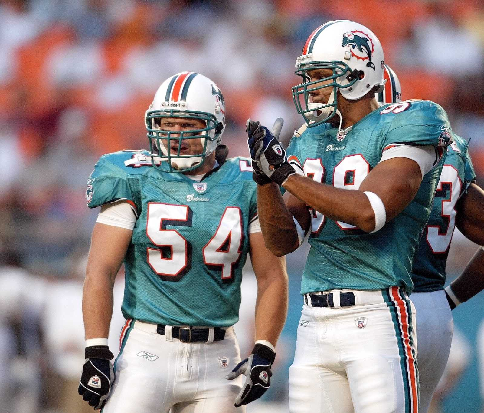 It's Wild that the 2003 Dolphins Didn't Make the Playoffs Having Seven Pro-Bowlers