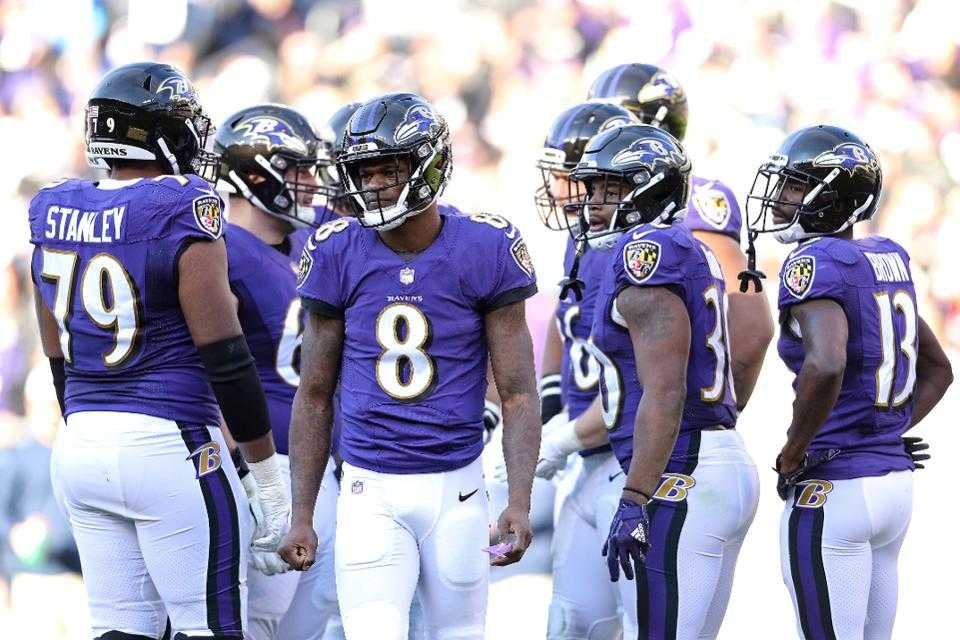 Where Do the Baltimore Ravens Stand in the AFC North After