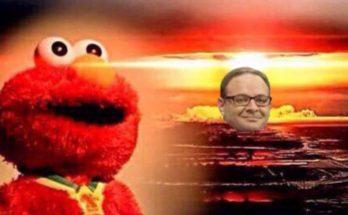 Elmo and Woj bomb