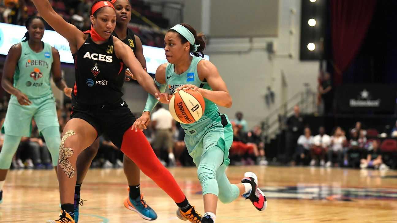 Asia Durr to Miss the 2020 WNBA Season