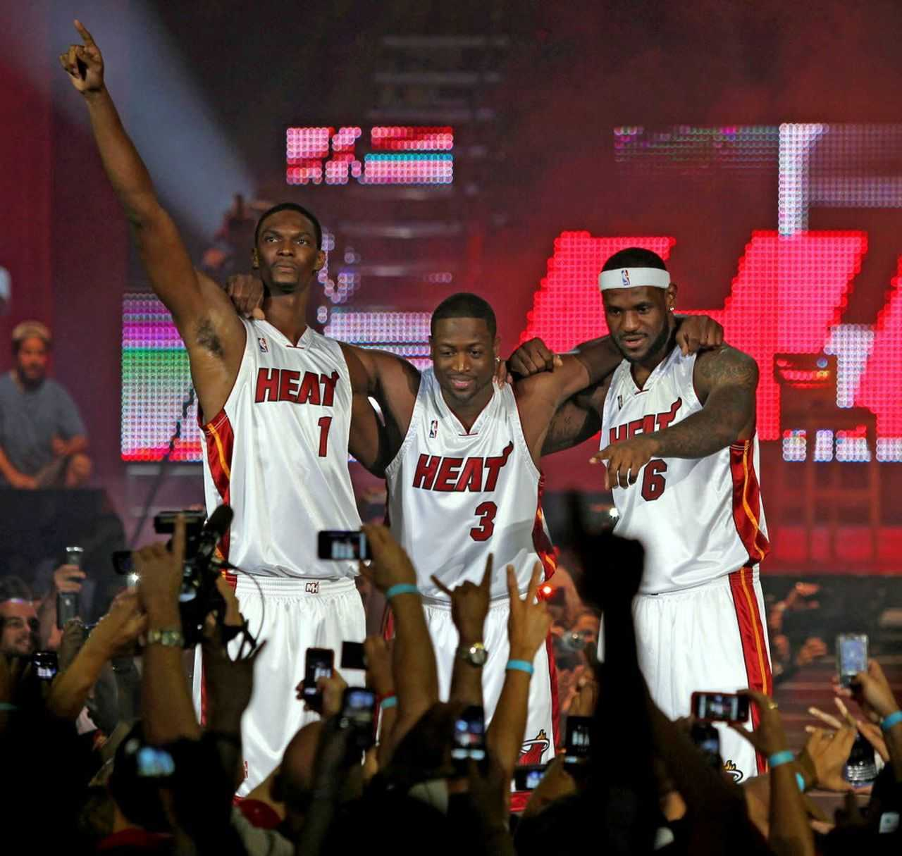"""The NBA  After """"The Decision"""": The 10th Anniversary"""