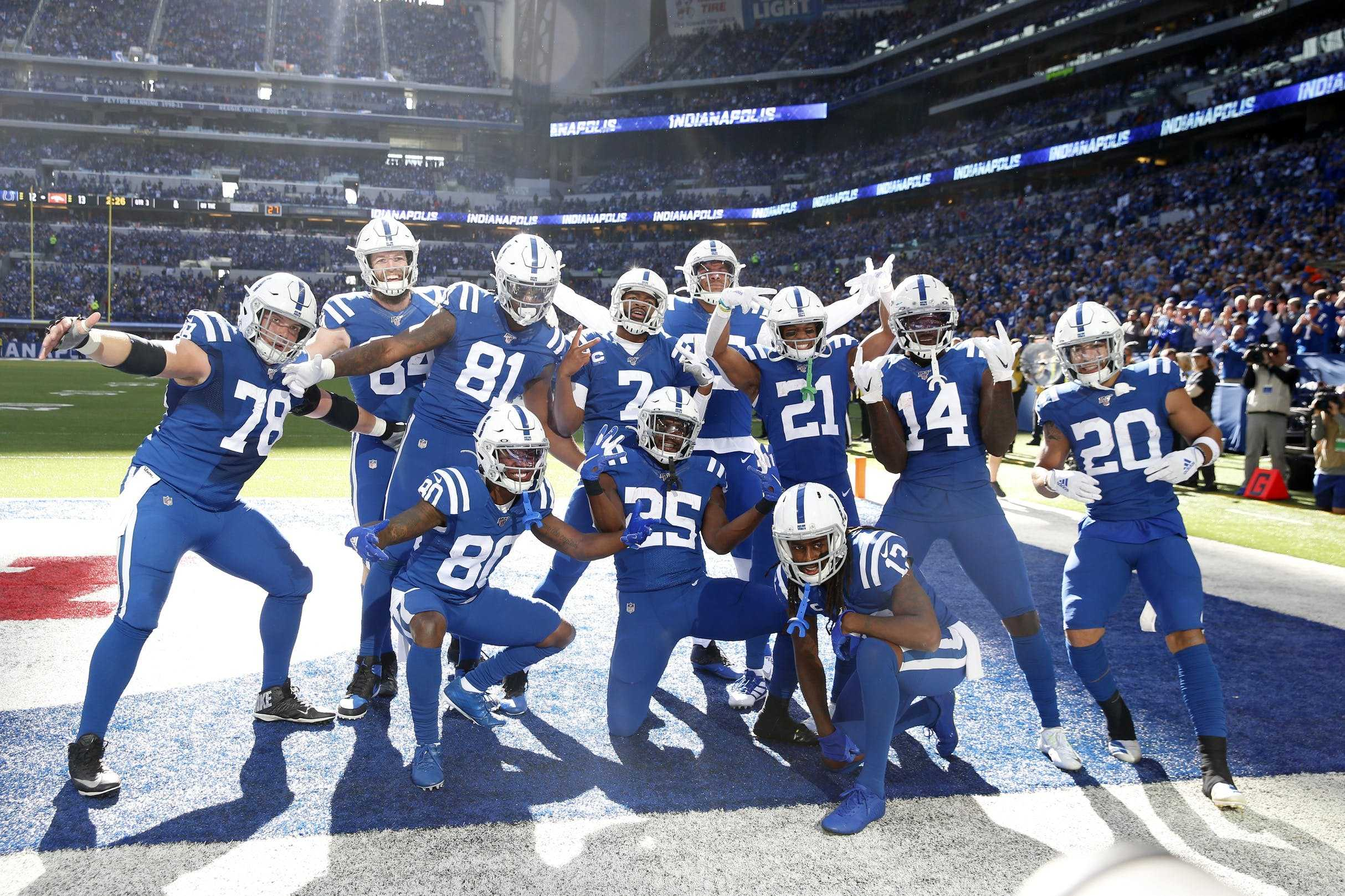 Could the Colts have a Curse?