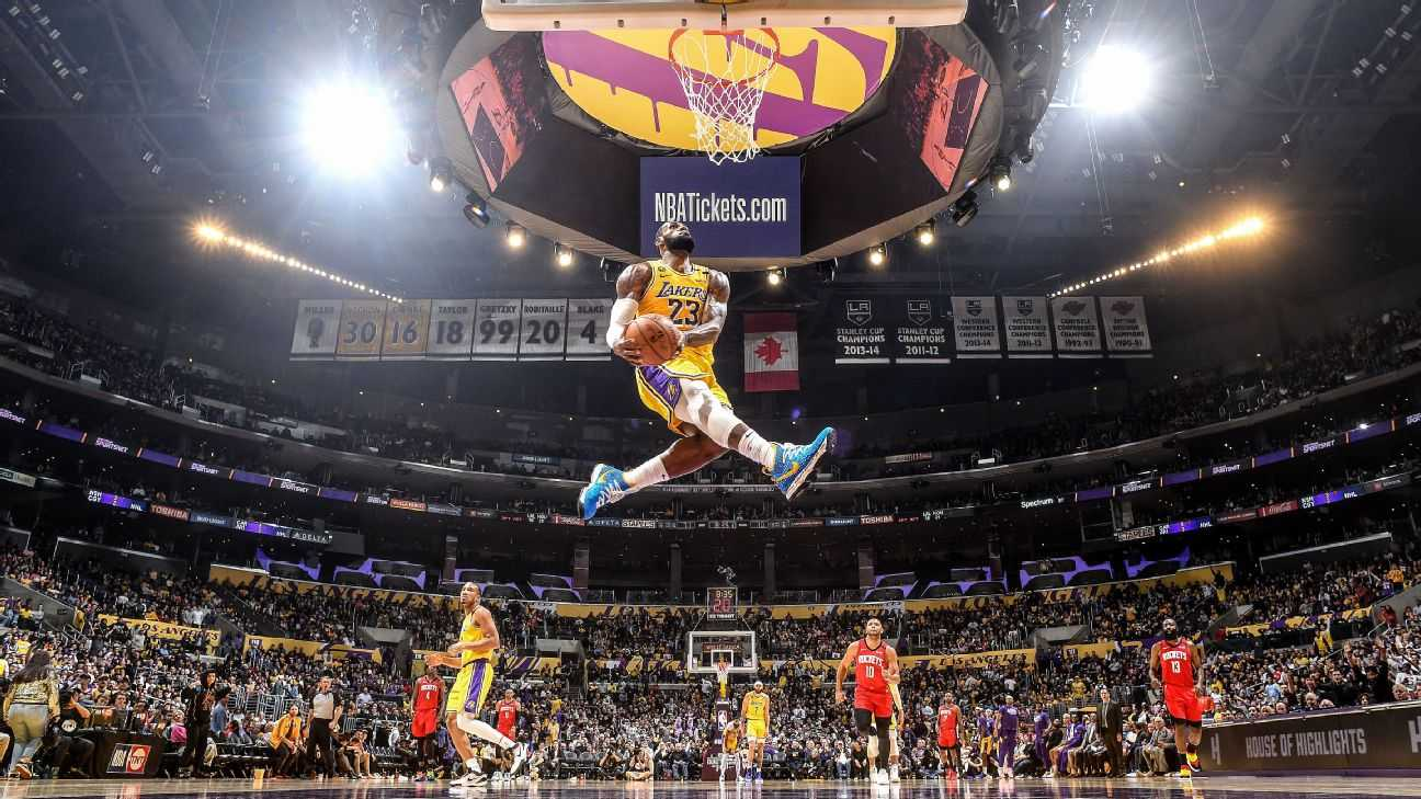 Los Angeles Lakers: Bubble Preview