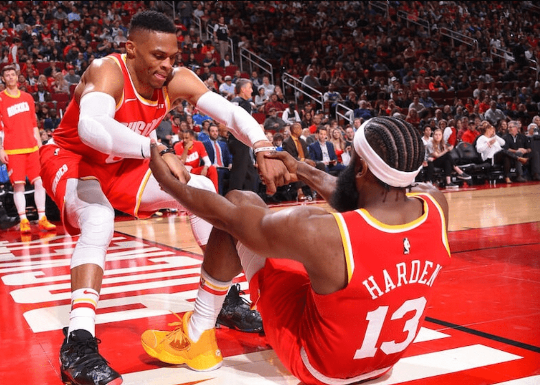 Houston Rockets: Bubble Preview