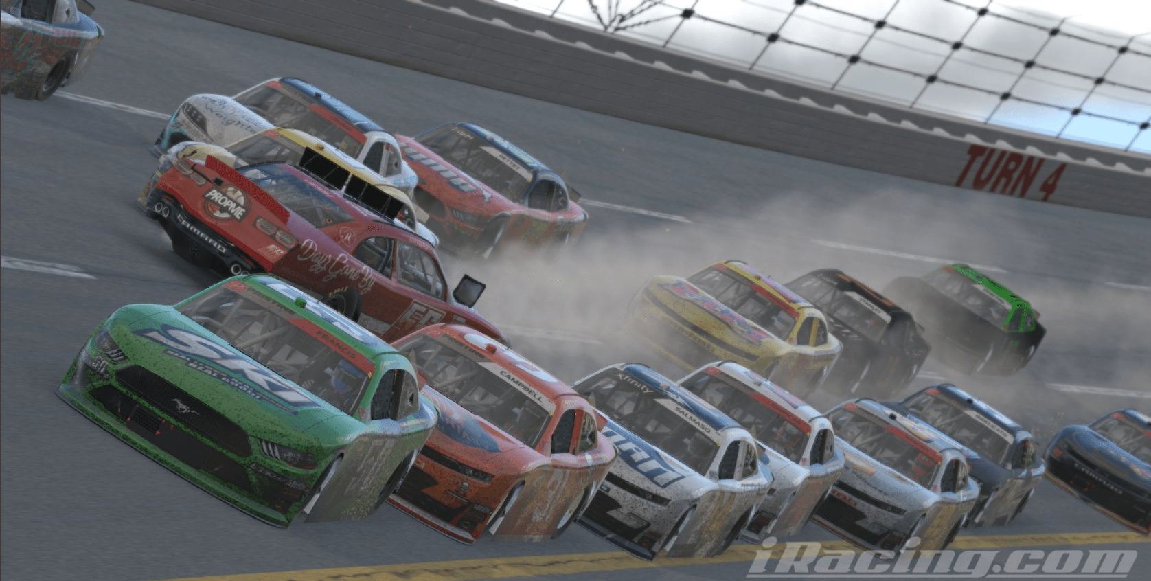 ERSCA Playoff Picture After Richmond and Talladega